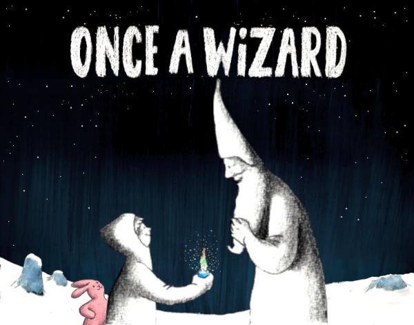 Photo of Once a Wizard book cover